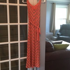 Liz Lange maternity maxi dress